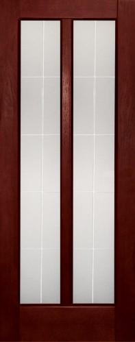 Faneruotos durys, azuolas